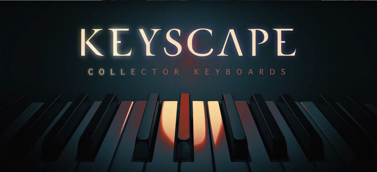 Keyscape Cover
