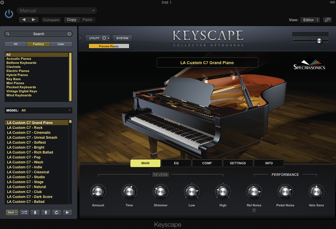 Keyscape (MacWin) Free Download Available (Crack)