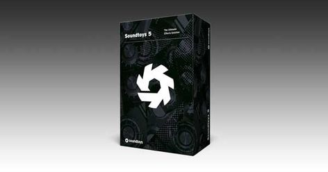 SoundToys Ultimate FX Solution (Win) Cover
