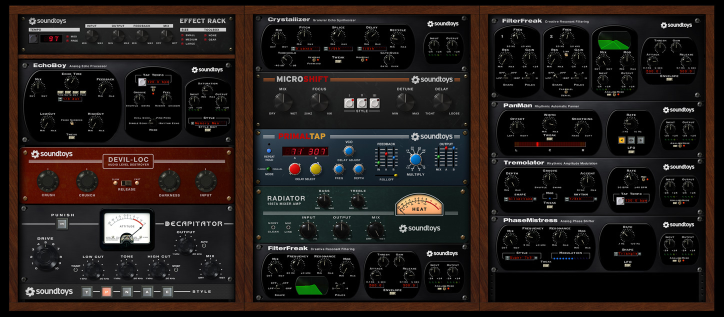 SoundToys Ultimate FX Solution (Win) Crack Free Download