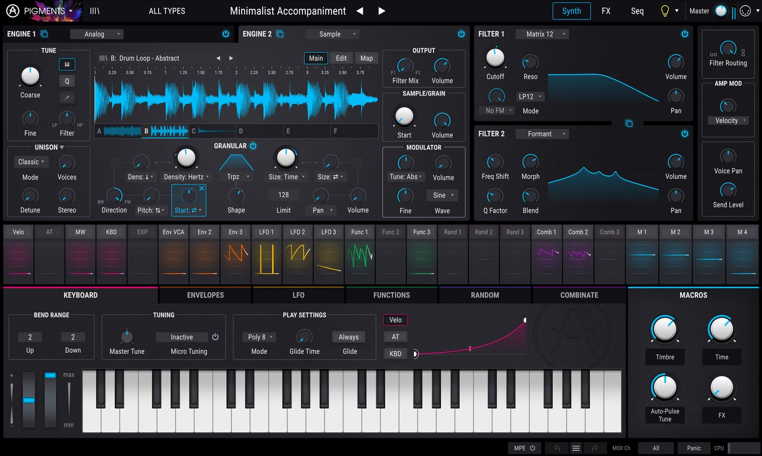 Arturia Pigments Crack Free Download