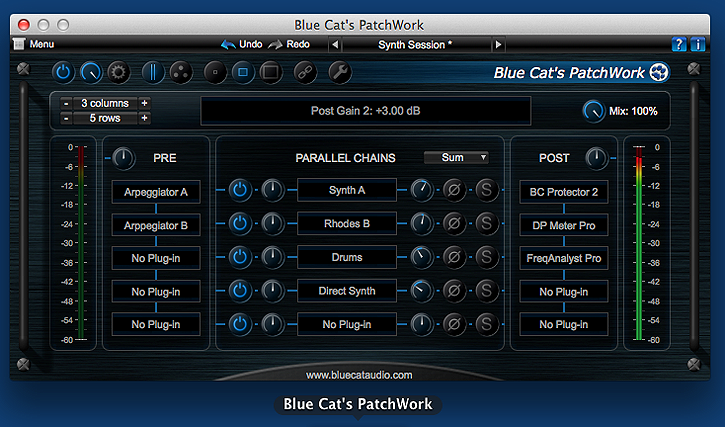 Blue Cat's PatchWork (Mac) Crack Free Download