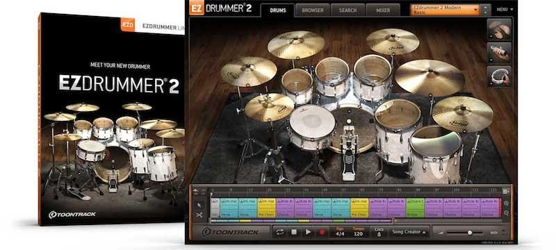 EZdrummer Cover
