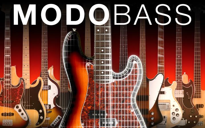 Modo Bass (Mac) Cover