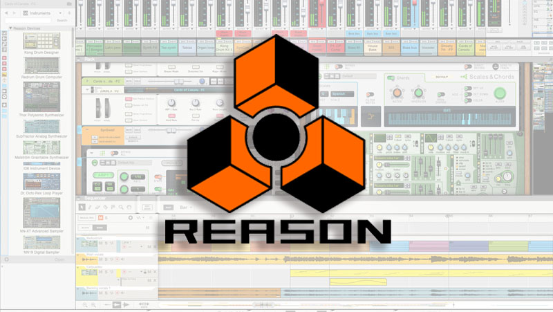 Propellerhead Reason Limited Cover