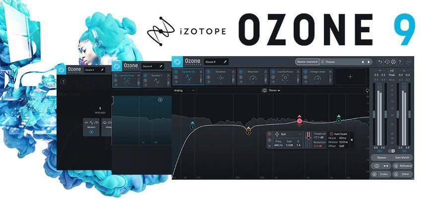 iZotope Ozone Advanced Cover