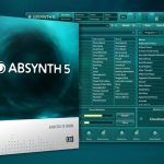 Absynth 5 Cover