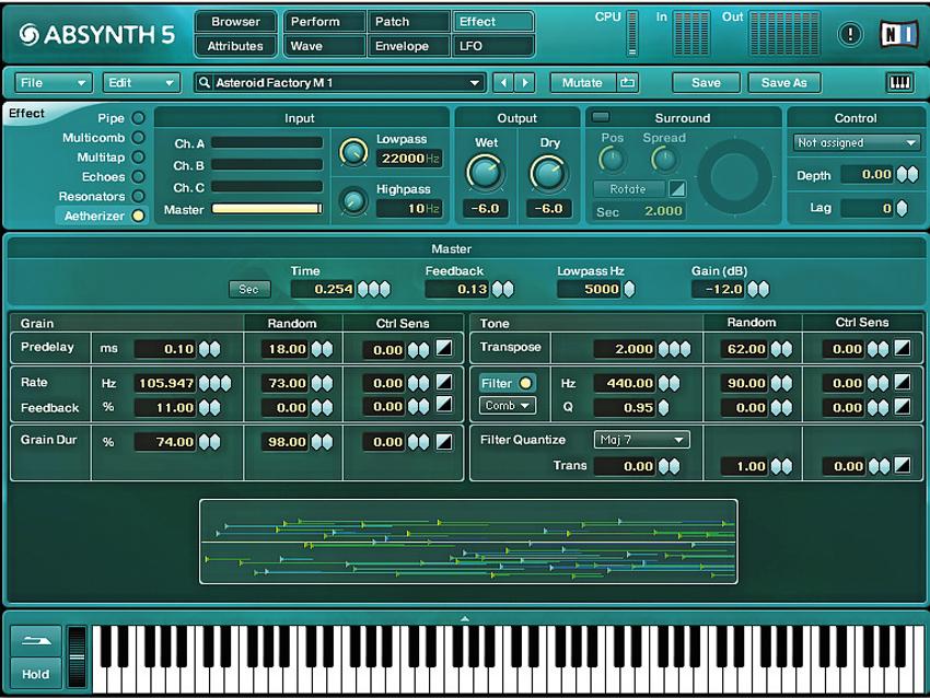 Absynth 5 (Mac) Crack Free Download