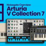 Arturia V Collection Cover