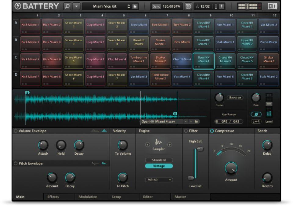 Battery 4 (Mac) VST Crack Free Download