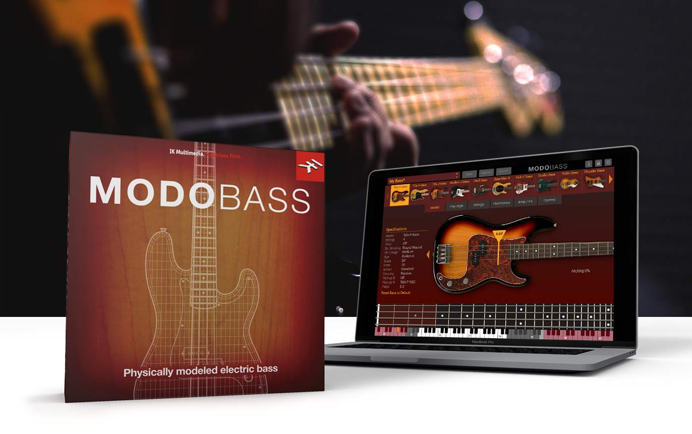 Modo Bass Cover