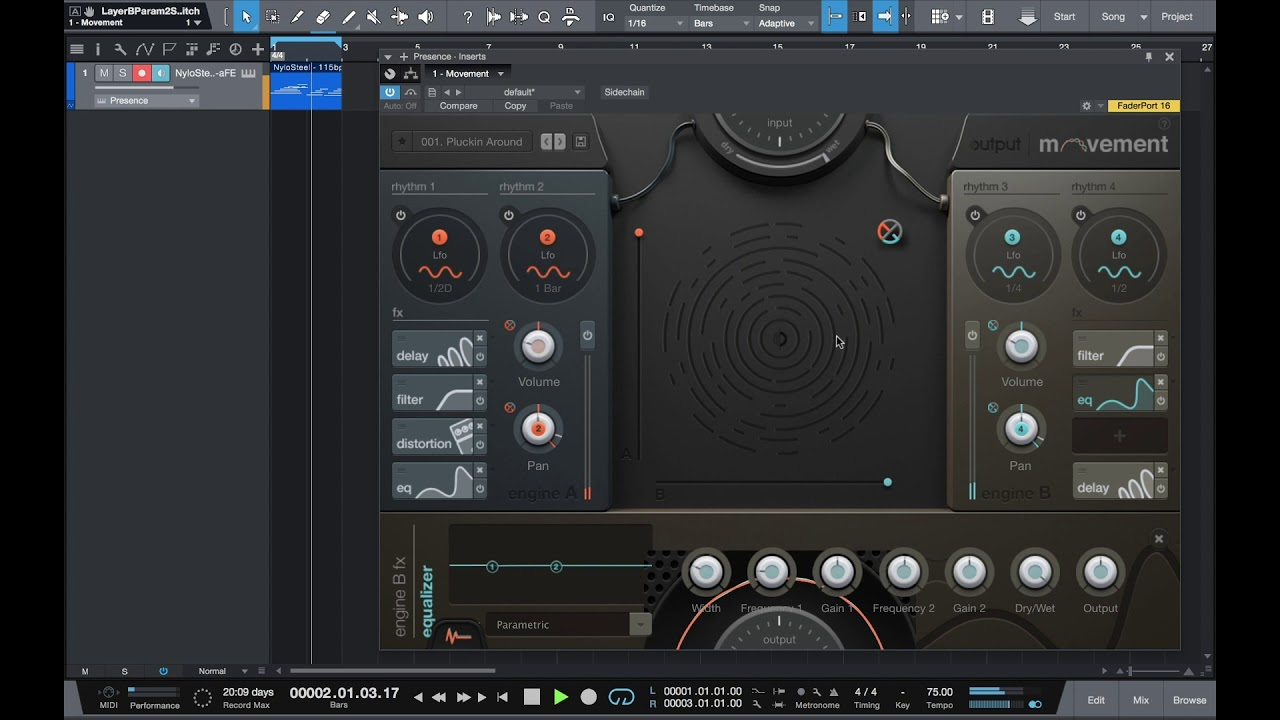 Output Movement (Win) Crack Free Download