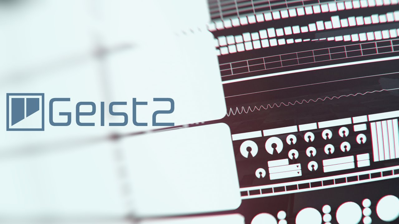FXpansion Geist2 Cover