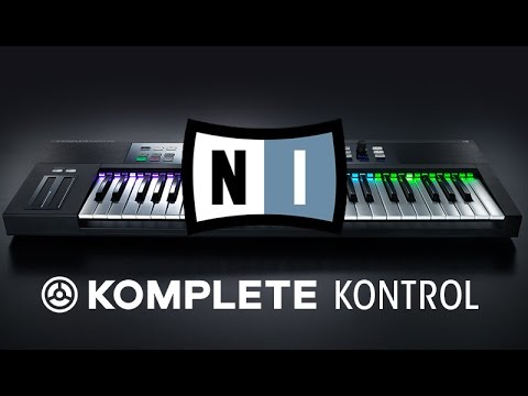 Komplete Kontrol Logo