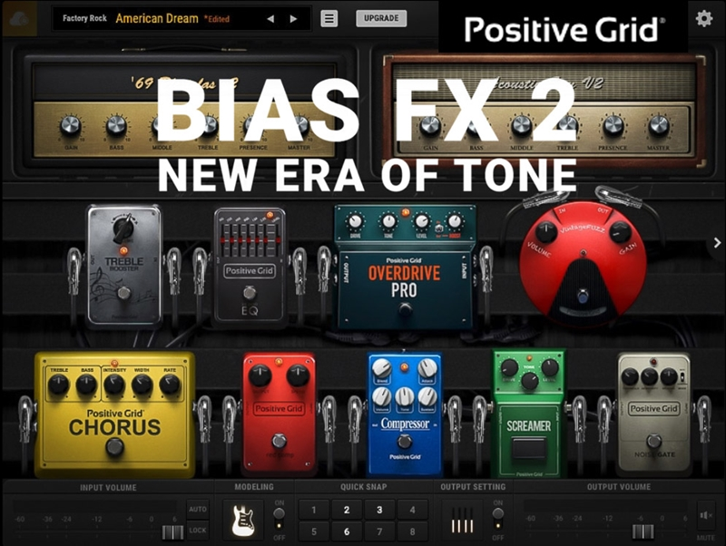 Positive Grid Bias FX 2 Elite (Win) Cover