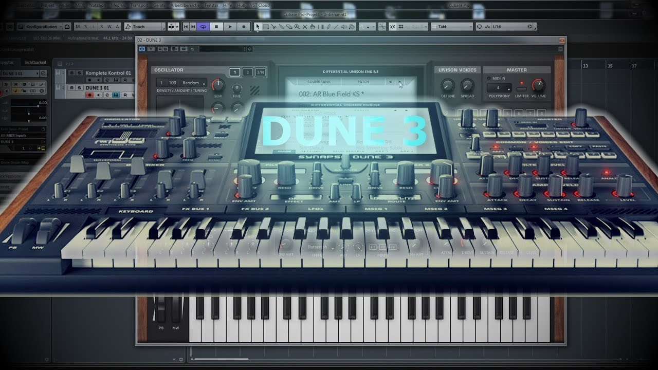 Synapse Dune Cover