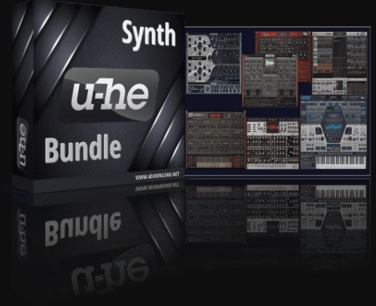 u-he Synth Bundle Cover