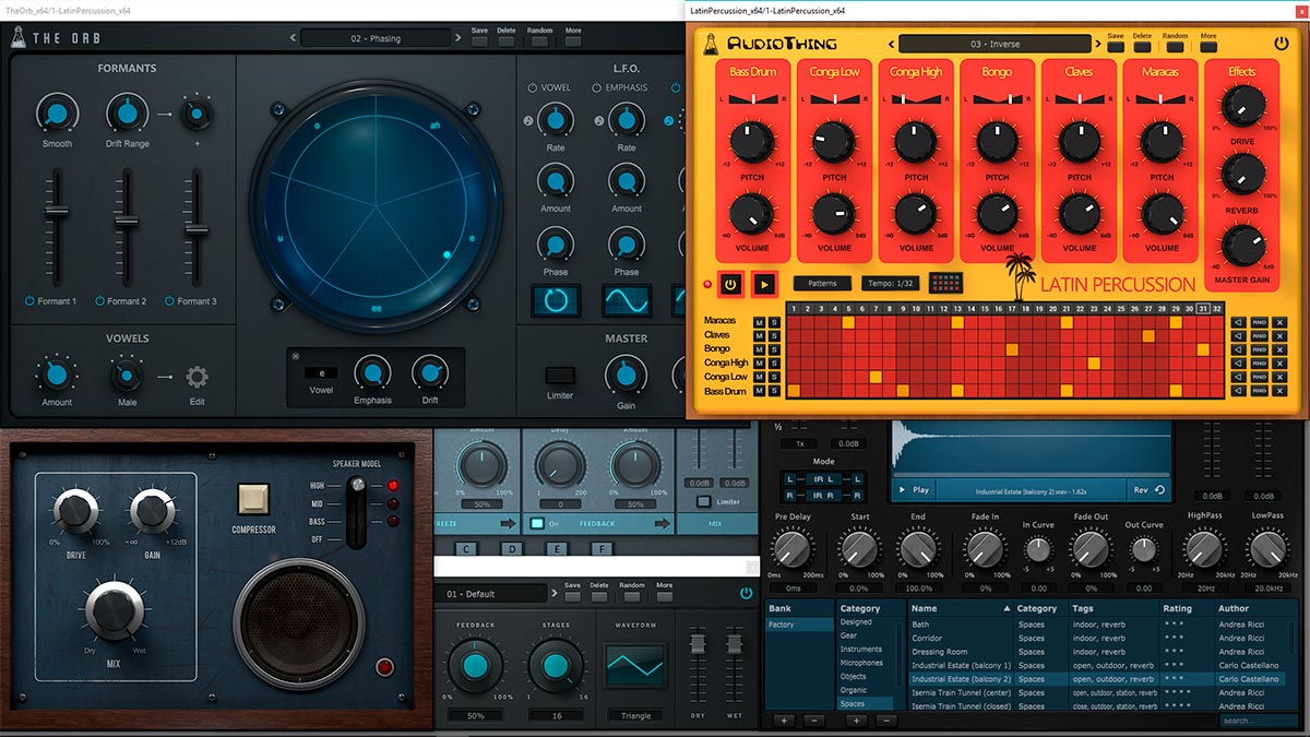 AudioThing Effect Bundle 2019 (Win) Crack Free Download
