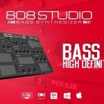 Initial Audio 808 Studio Cover