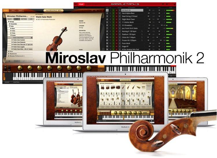 Miroslav Philharmonik 2 Cover
