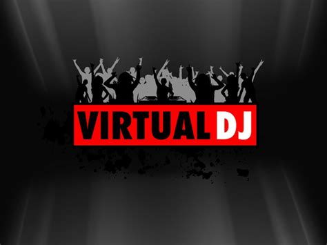 Virtual DJ Cover