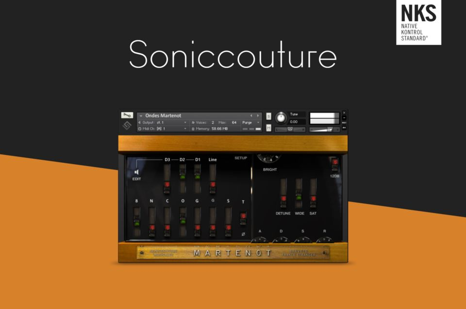 Soniccouture – Ondes (KONTAKT) Crack Free Download