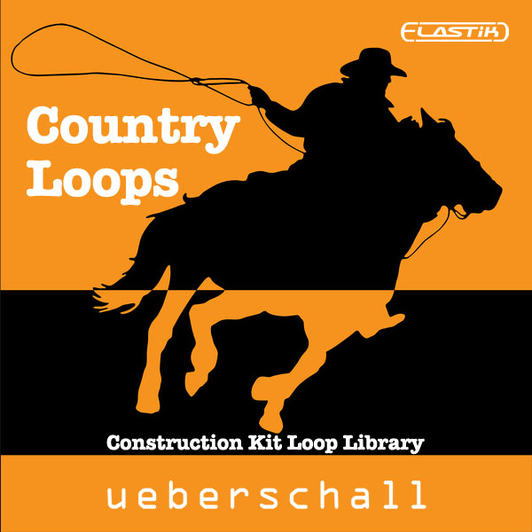 Ueberschall – Country Loops logo