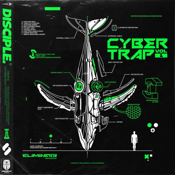 Eliminate – Cyber Trap Cover