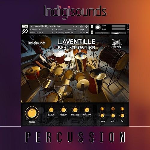 Indigisounds – Laventille Rhythm Section (KONTAKT) Crack Free Download