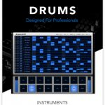 Muze – Drums (KONTAKT) Crack Free Download